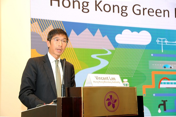 Hong Kong Monetary Authority Hkma Hosts The Launch Of The Cbi Hong Kong Green Bond Market Briefing Report