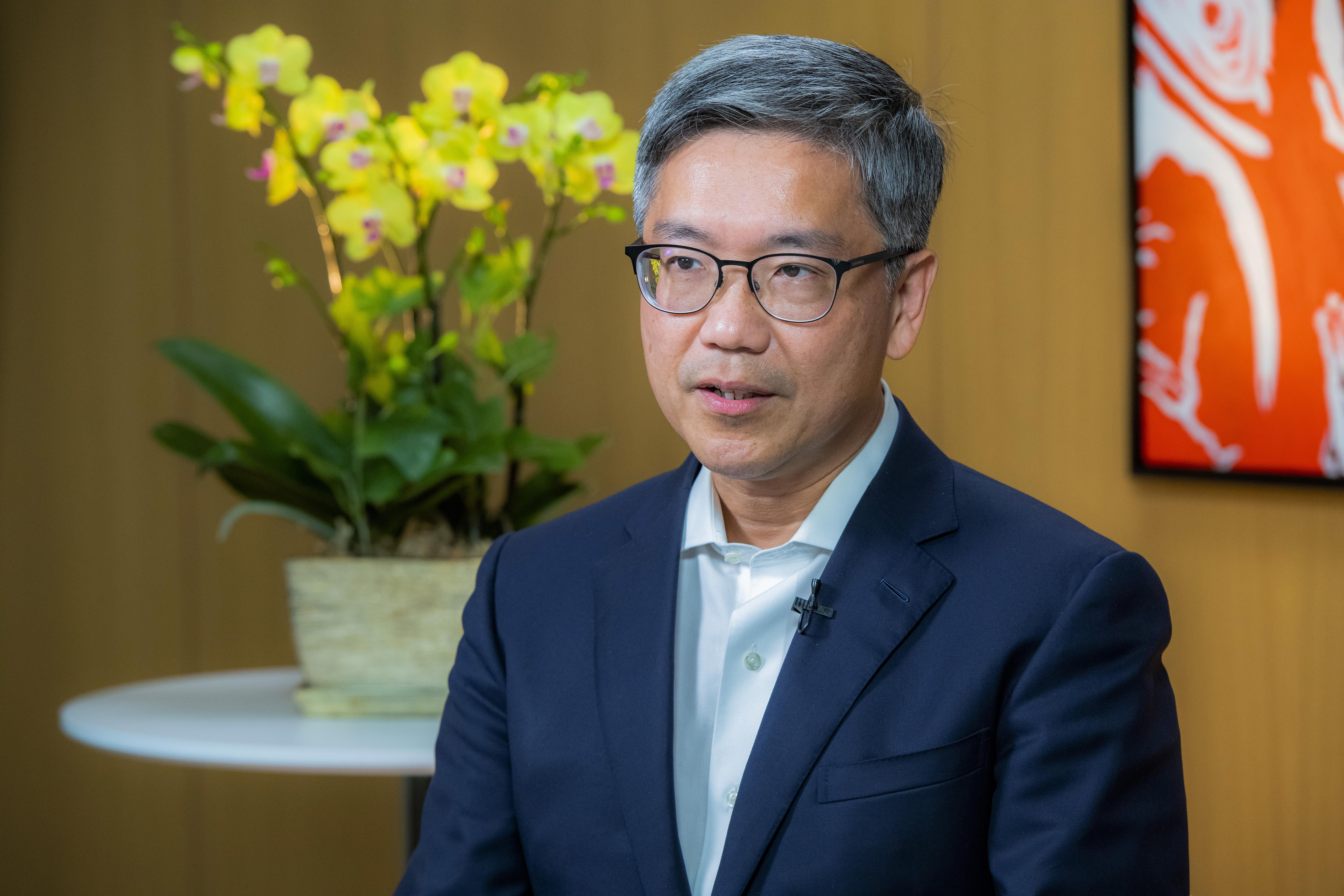 Mr Arthur Yuen, Deputy Chief Executive of the HKMA, shares his key takeaways from the event in his closing remarks.