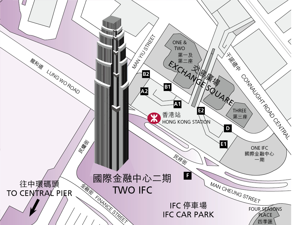 MAP: HKMA Location