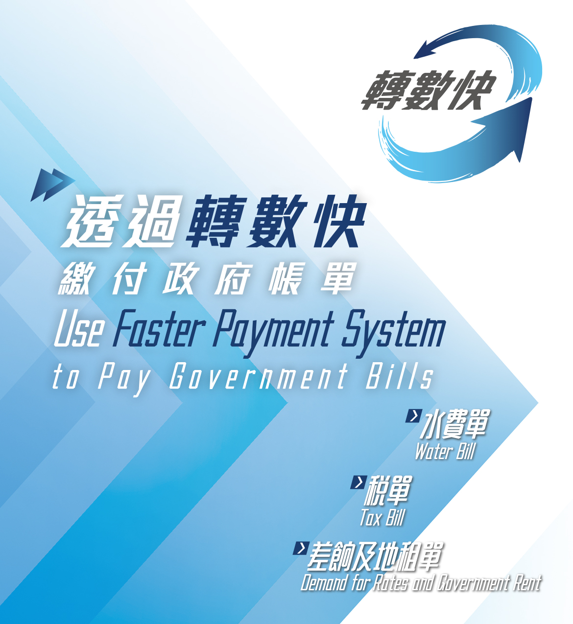 Leaflet - Making payments to Government