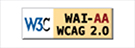 WCAG 2.0 Level Double-A Conformance Logo